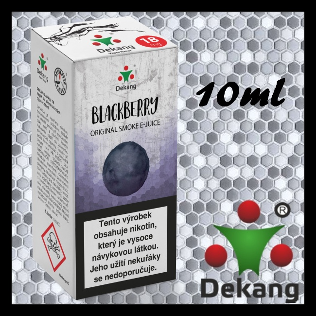 Liquid DEKANG Classic Blackberry 3mg / 10ml