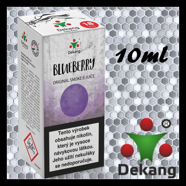 Liquid DEKANG Classic Blueberry 3mg / 10ml