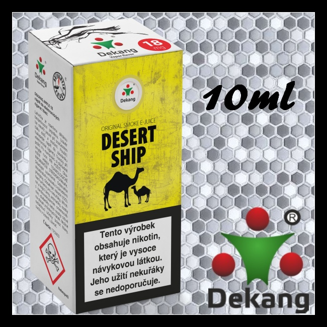 Liquid DEKANG Classic Desert ship 3mg / 10ml