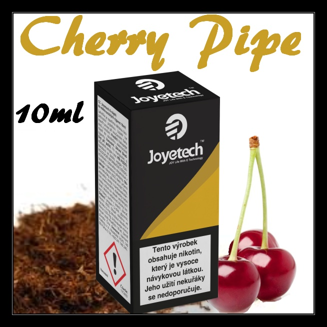 Liquid Joyetech Cherry Pipe 10ml - 6 mg