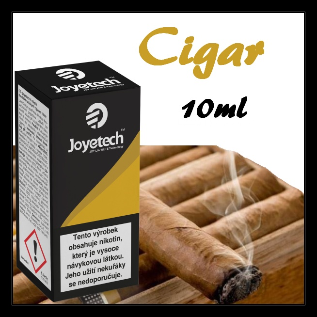 Liquid Joyetech Cigar 10ml - 6 mg