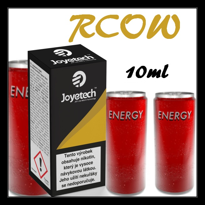 Liquid Joyetech RCOW 10ml - 6 mg