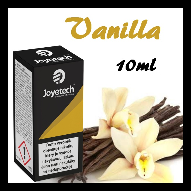 Liquid Joyetech Vanilla 10ml - 6 mg