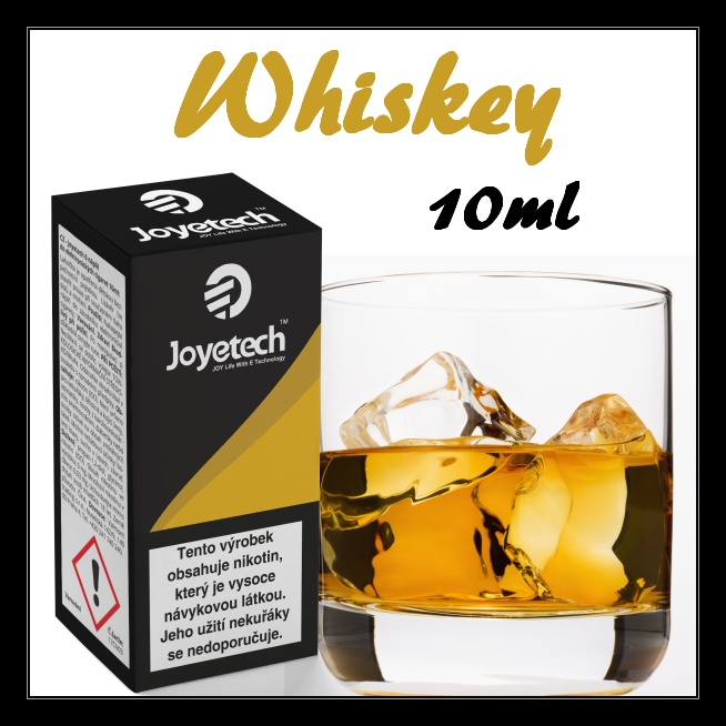 Liquid Joyetech Whiskey 10ml - 6 mg
