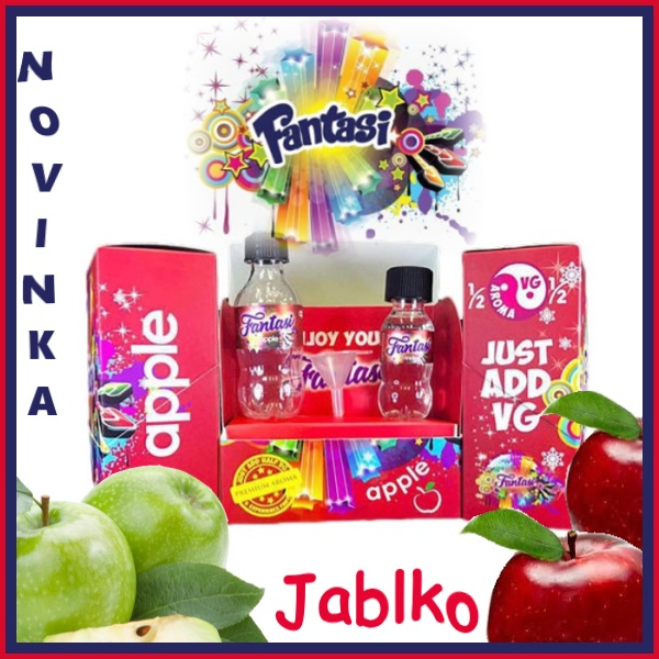 Fantasi the ohm AROMA kit APPLE