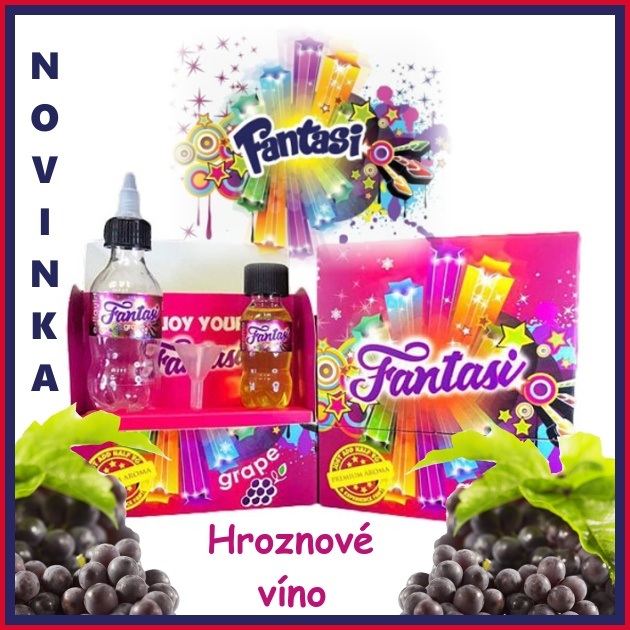 Fantasi the ohm AROMA kit GRAPE