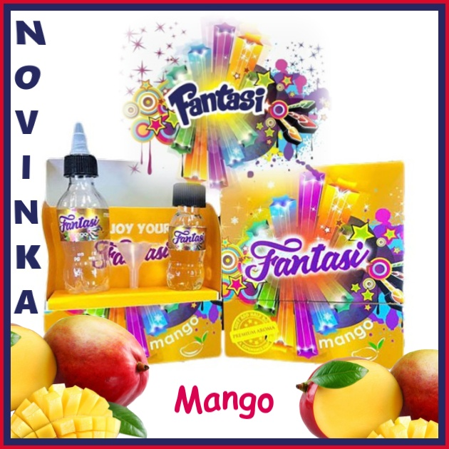 Fantasi the ohm AROMA kit MANGO