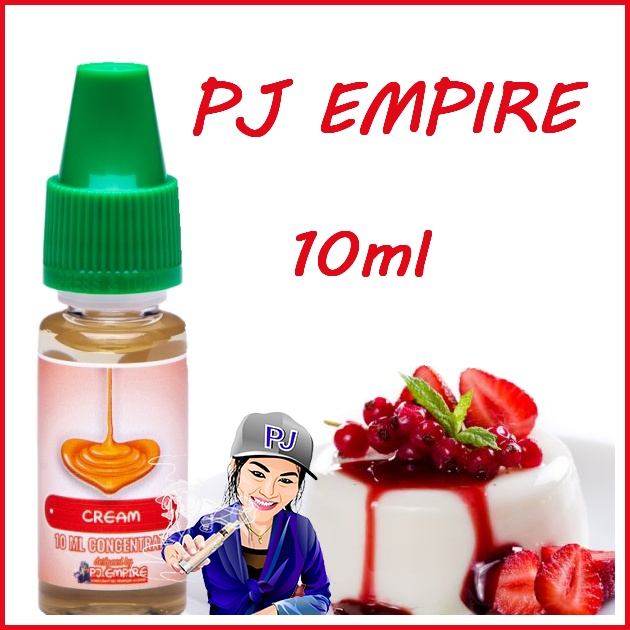 Aroma PJ Empire Straight Line Bavarian Cream 10ml