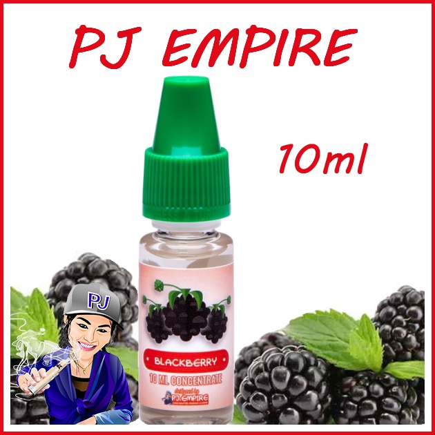 Aroma PJ Empire Straight Line Blackberry 10ml