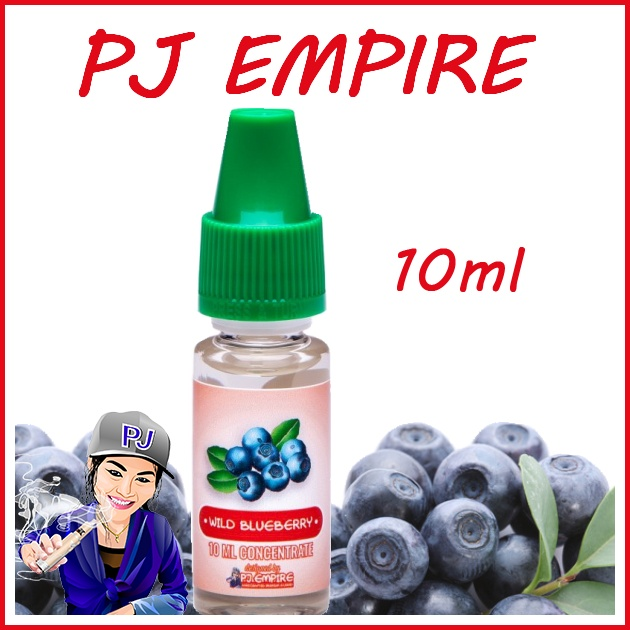 Aroma PJ Empire Straight Line Blueberry Wild  10ml