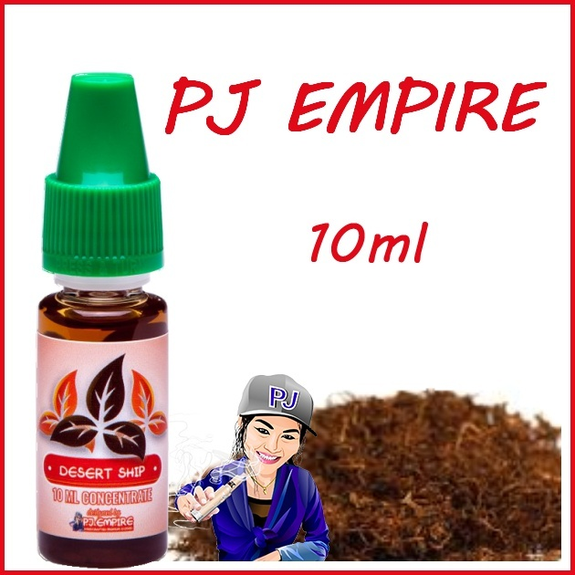 PJ Empire Straight Line Desert Ship Tobacco 10ml