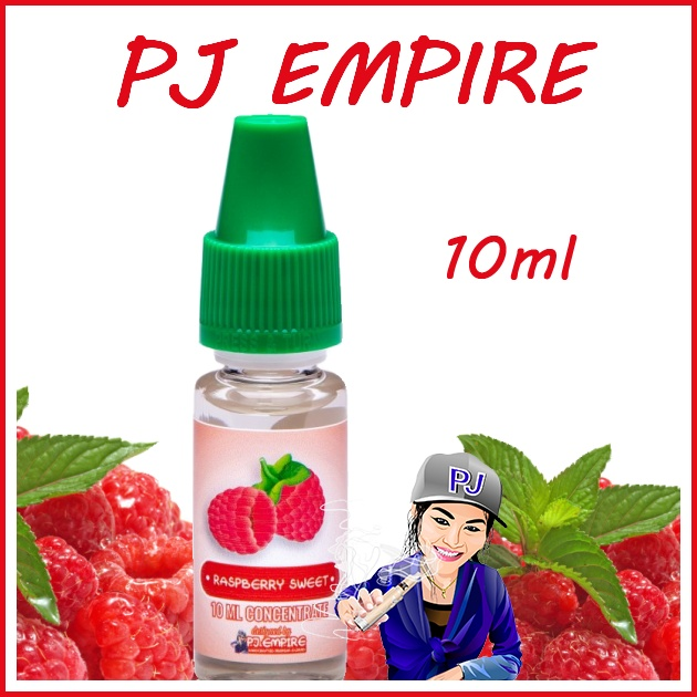 Aroma PJ Empire Straight Line Sweet Raspberry 10ml