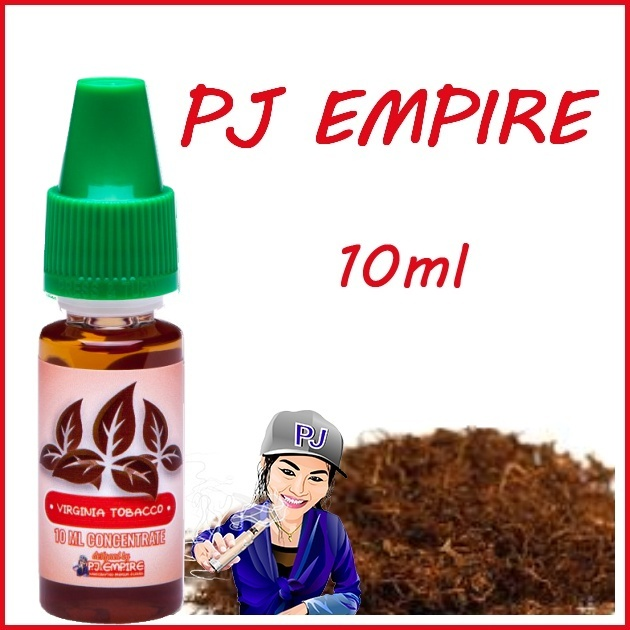PJ Empire Straight Line Virginia Tobacco 10ml