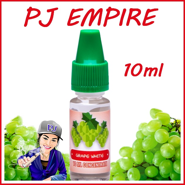 Aroma PJ Empire Straight Line White Grape 10ml