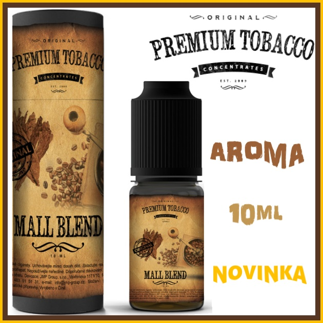 AROMA PREMIUM TABACCO Mall Blend 10ml
