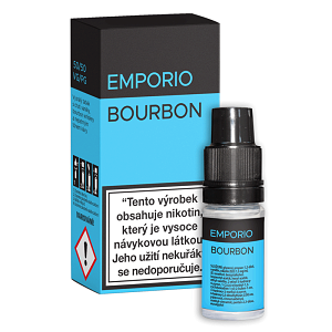 E-liquid EMPORIO Bourbon 18mg / 10ml