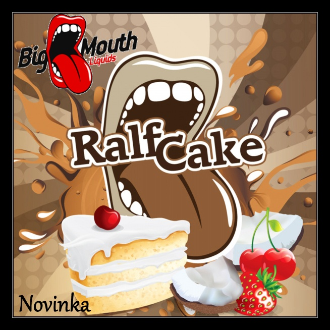 Big Mouth Classical - Ralf Cake 10ml