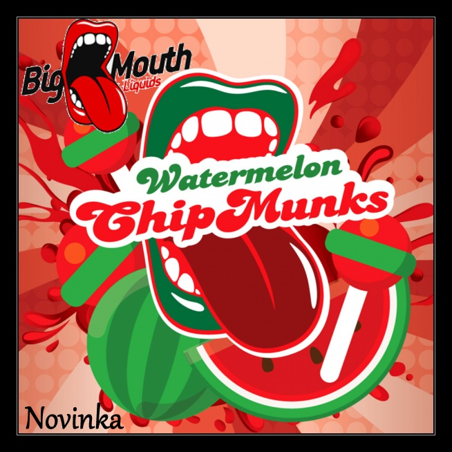 Big Mouth Classical - Watermelon ChipMunks 10ml