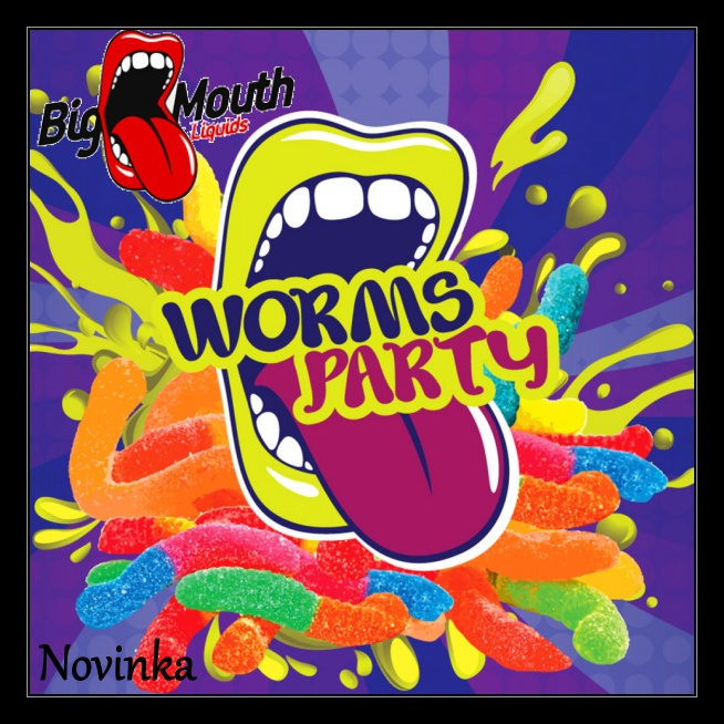 Big Mouth Classical - Worms Party 10ml