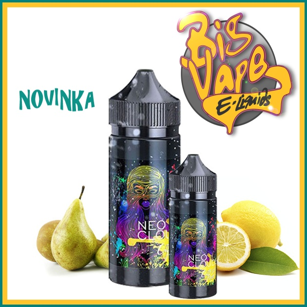 NEO CLOUDS Citrus Pear 10 ml
