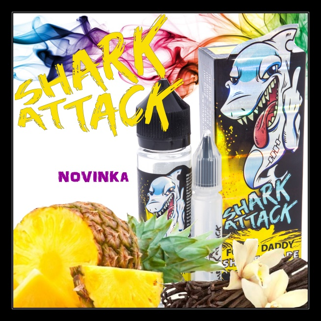 SHARK ATTACK FOGGY DADDY aroma shot 10 ml