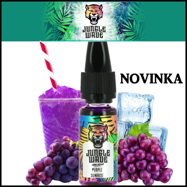 JUNGLE WAVE Purple Sunrise 10ml