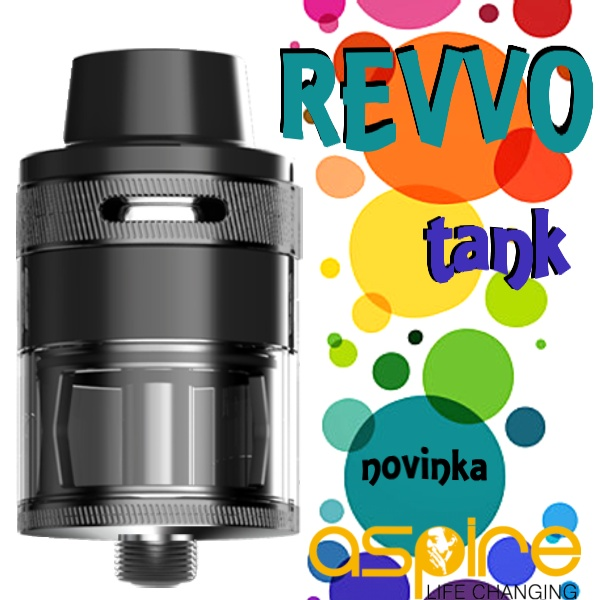 Aspire Revvo tank Chrom