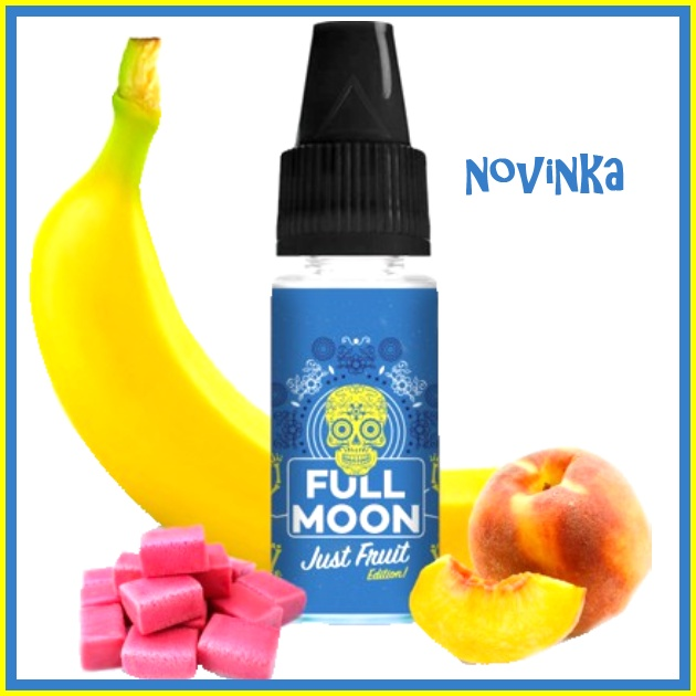 FULL MOON Just Fruit Blue 10ml