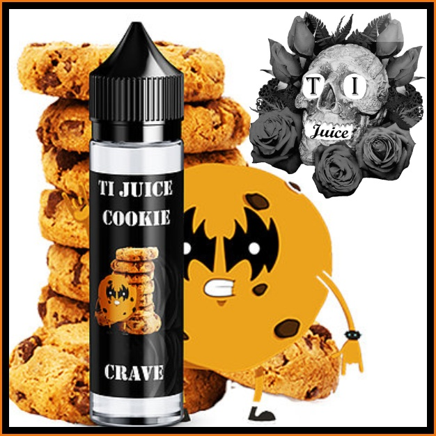 Příchuť TI Juice Cookie Crave 10ml