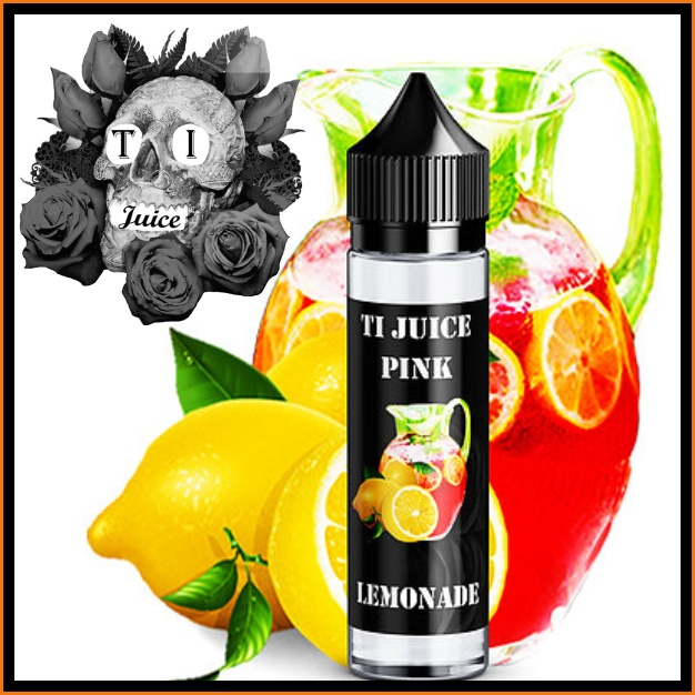 Příchuť TI Juice Pink Lemonade 10ml