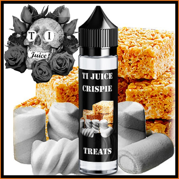 Příchuť TI Juice Crispie Treats 10ml