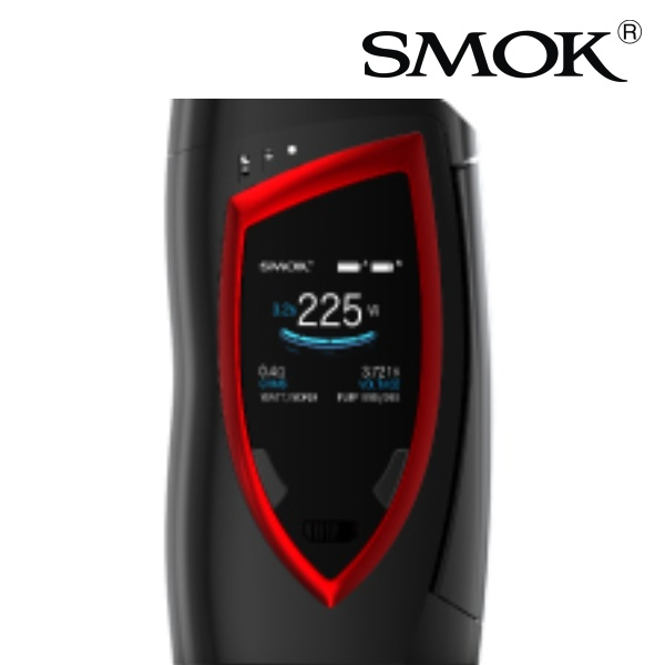 SMOK Devilkin grip Black Red