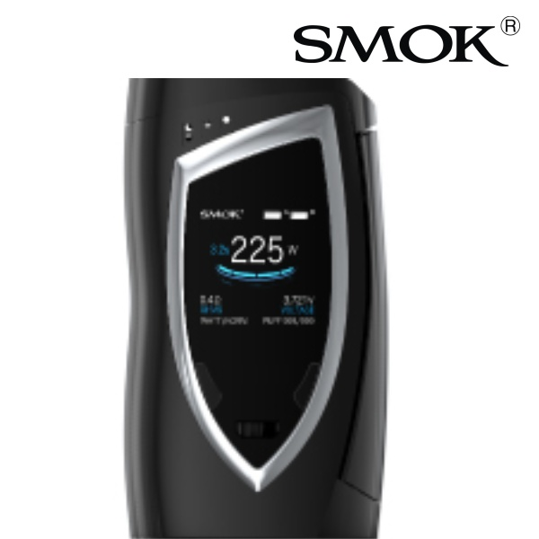 SMOK Devilkin grip Black & Prism Chrome