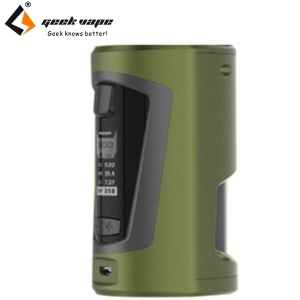 GeekVape GBOX Squonker grip Army Green