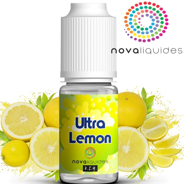 Nova Ultra Lemon 10ml