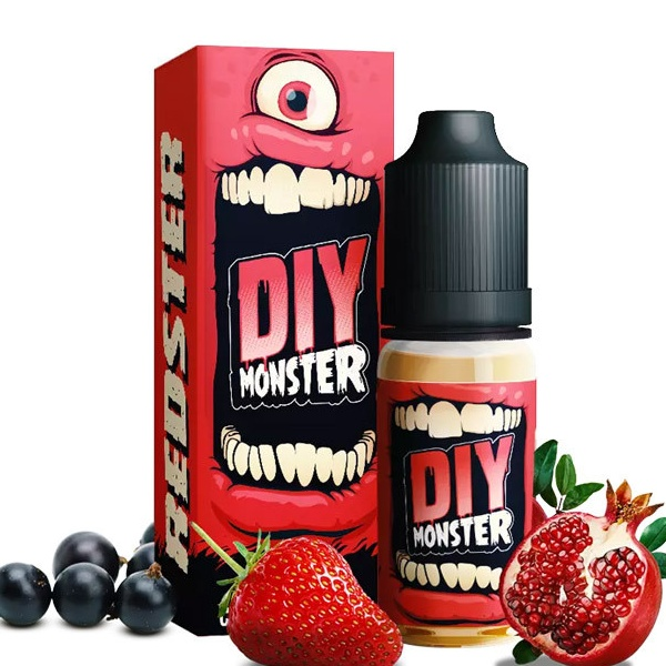 DIY Monster Redster 10ml