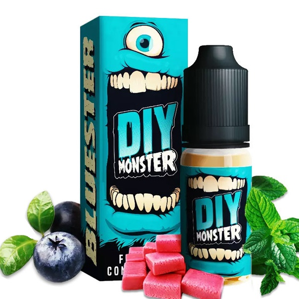 DIY Monster Bluester 10ml