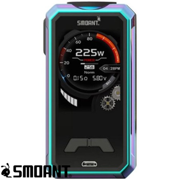 SMOANT CHARON MINI 225W grip easy kit Barevný