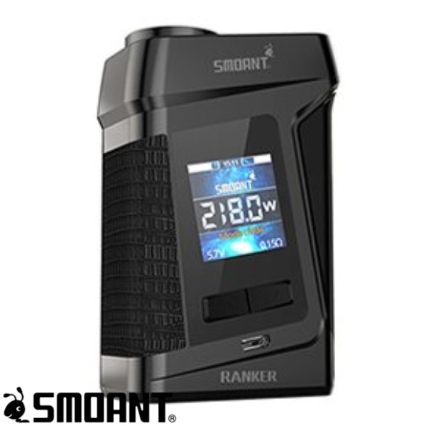 SMOANT RANKER 218W grip easy kit BLACK