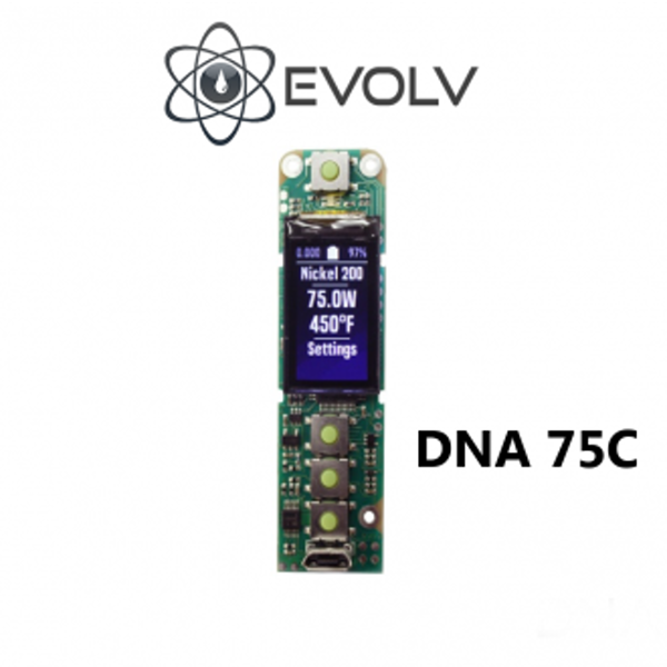 EVOLV DNA 75 Color chip set 1 ks