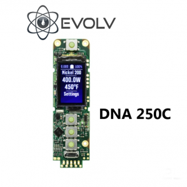 EVOLV DNA 250 Color chip set 1 ks