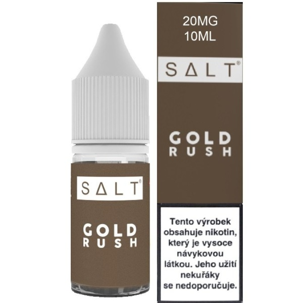 Juice Sauz SALT Gold Rush 10ml / 20mg