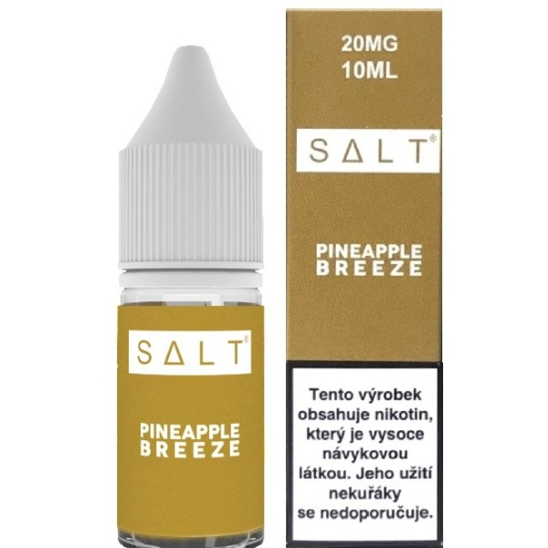 Juice Sauz SALT Pineapple Breeze 10ml / 20mg