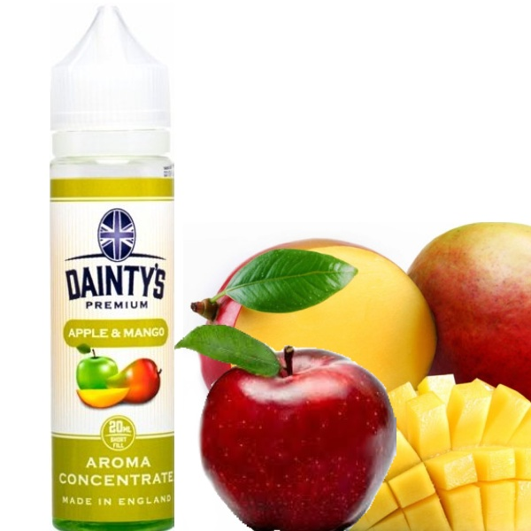 DAINTY´S PREMIUM Apple & Mango 20ml