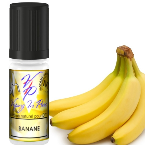VIP (VAPING IN PARIS) Banana 10ml (Banane)
