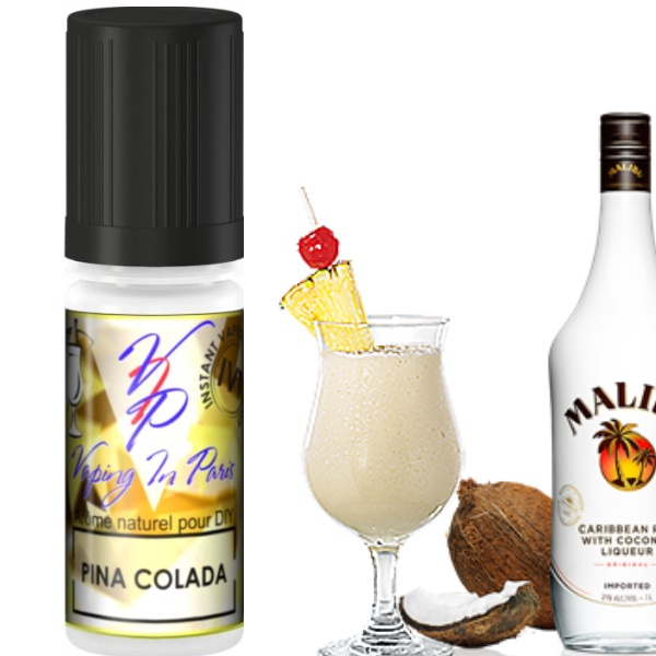 VIP (VAPING IN PARIS) Pina Colada 10ml