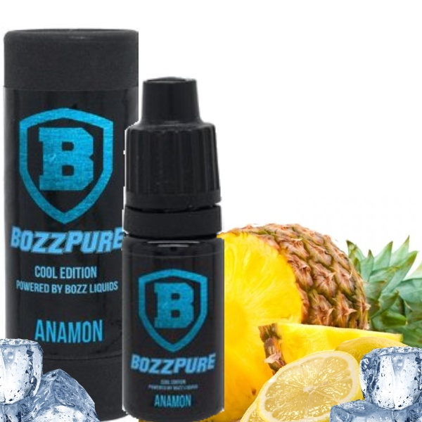 BOZZ  COOL EDITION Anamon 10ml