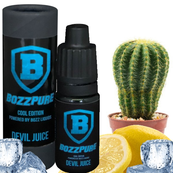 BOZZ  COOL EDITION Devil Juice 10ml