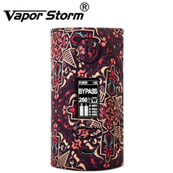VAPOR STORM Puma 200W Grip Easy Kit Limited Edition 1