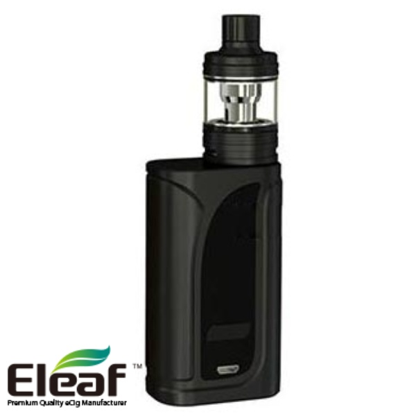 iSmoka-Eleaf iKuun i200 grip 4600mAh Full Kit D25 Černý